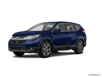 2018 Honda CR-V EX-L   Photo 3   Obsidian Blue Pearl