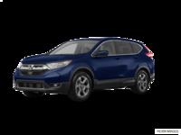 2018 Honda CR-V EX | Photo 3 | Obsidian Blue Pearl