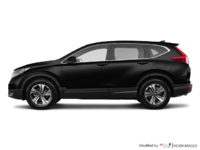 2018 Honda CR-V LX-2WD   Photo 1   Crystal Black Pearl