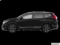 2018 Honda CR-V TOURING   Photo 1   Crystal Black Pearl