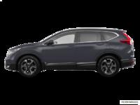2018 Honda CR-V TOURING   Photo 1   Modern Steel Metallic