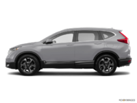 2018 Honda CR-V TOURING   Photo 1   Lunar Silver Metallic