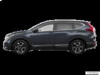 2018 Honda CR-V TOURING   Photo 1   Gunmetal Metallic
