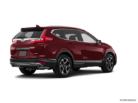 2018 Honda CR-V TOURING   Photo 2   Molten Lava Pearl