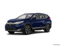 2018 Honda CR-V TOURING   Photo 3   Obsidian Blue Pearl