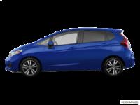 2018 Honda Fit EX-L NAVI | Photo 1 | Aegean Blue Metallic