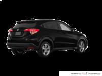 2018 Honda HR-V EX-2WD | Photo 2 | Crystal Black Pearl