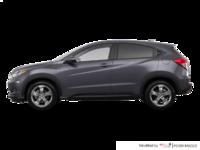 2018 Honda HR-V EX | Photo 1 | Modern Steel Metallic