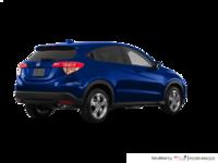 2018 Honda HR-V EX | Photo 2 | Aegean Blue Metallic