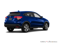 2018 Honda HR-V LX | Photo 2 | Aegean Blue Metallic