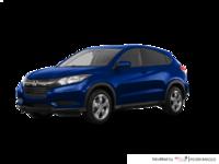 2018 Honda HR-V LX | Photo 3 | Aegean Blue Metallic