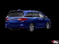 2018 Honda Odyssey EX-L NAVI | Photo 2 | Obsidian Blue Pearl