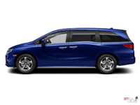 2018 Honda Odyssey EX-L RES | Photo 1 | Obsidian Blue Pearl