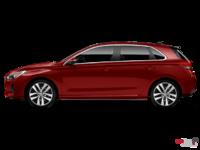 2018 Hyundai Elantra GT GL | Photo 1 | Fiery Red