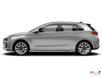 2018 Hyundai Elantra GT SPORT ULTIMATE | Photo 1 | Platinum Silver