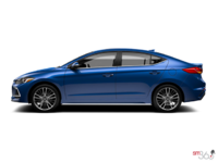 2018 Hyundai Elantra Sport BASE | Photo 1 | Marina Blue