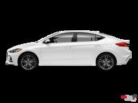 2018 Hyundai Elantra Sport BASE | Photo 1 | Polar White