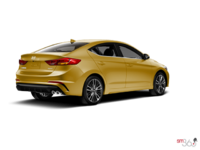 2018 Hyundai Elantra Sport BASE | Photo 2 | Blazing Yellow