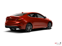 2018 Hyundai Elantra Sport BASE | Photo 2 | Phoenix Orange