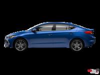 2018 Hyundai Elantra Sport TECH | Photo 1 | Marina Blue