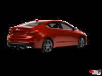 2018 Hyundai Elantra Sport TECH | Photo 2 | Phoenix Orange