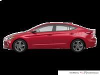 2018 Hyundai Elantra GLS | Photo 1 | Fiery Red