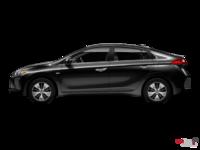 2018 Hyundai Ioniq Electric Plus LIMITED | Photo 1 | Phantom Black