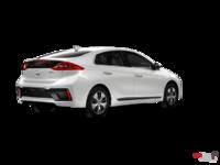 2018 Hyundai Ioniq Electric Plus LIMITED | Photo 2 | Polar White