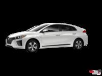 2018 Hyundai Ioniq Electric Plus LIMITED | Photo 3 | Polar White