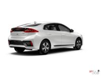 2018 Hyundai Ioniq Electric Plus SE | Photo 2 | Polar White