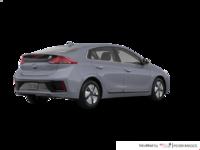 2018 Hyundai Ioniq Hybrid BLUE   Photo 2   Aurora Silver