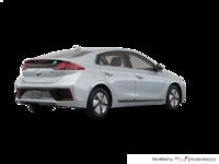 2018 Hyundai Ioniq Hybrid BLUE   Photo 2   Platinum Silver