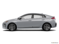 2018 Hyundai Ioniq Hybrid LIMITED/TECH | Photo 1 | Platinum Silver