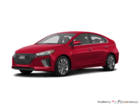 2018 Hyundai Ioniq Hybrid LIMITED/TECH | Photo 3 | Fiery Red