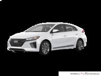 2018 Hyundai Ioniq Hybrid LIMITED/TECH | Photo 3 | Polar White