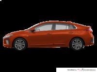 2018 Hyundai Ioniq Hybrid LIMITED | Photo 1 | Phoenix Orange
