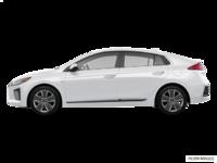 2018 Hyundai Ioniq Hybrid LIMITED | Photo 1 | Polar White
