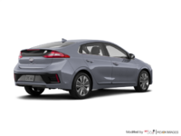 2018 Hyundai Ioniq Hybrid LIMITED | Photo 2 | Aurora Silver