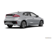 2018 Hyundai Ioniq Hybrid LIMITED | Photo 2 | Platinum Silver