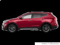 2018 Hyundai Santa Fe Sport 2.0T LIMITED | Photo 1 | Serrano Red