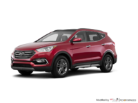 2018 Hyundai Santa Fe Sport 2.0T LIMITED | Photo 3 | Serrano Red
