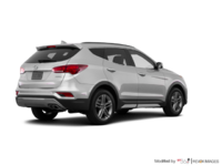 2018 Hyundai Santa Fe Sport 2.0T SE   Photo 2   Sparkling Silver