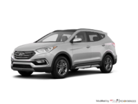 2018 Hyundai Santa Fe Sport 2.0T SE   Photo 3   Sparkling Silver