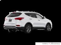 2018 Hyundai Santa Fe Sport 2.4 L PREMIUM | Photo 2 | Frost White Pearl