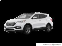 2018 Hyundai Santa Fe Sport 2.4 L SE | Photo 3 | Frost White Pearl