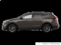 2018 Hyundai Santa Fe Sport 2.4 L | Photo 1 | Titanium Silver