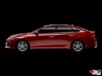 2018 Hyundai Sonata 2.4 SPORT | Photo 1 | Fiery Red