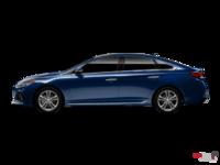 2018 Hyundai Sonata 2.4 SPORT | Photo 1 | Coast Blue