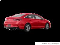 2018 Hyundai Sonata GL | Photo 2 | Fiery Red