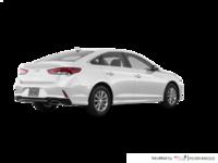 2018 Hyundai Sonata GL | Photo 2 | Ice White